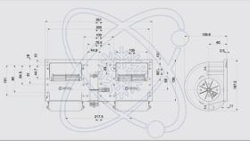 ElectroAuto 41D0005 - TURBINA SPAL ESTANDAR(12V)