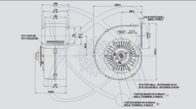 ElectroAuto 41E0009 - TURBINA SPAL ESTANDAR(24V)